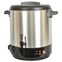 Stérilisateur 31 litres - 2100 W - Cuve inox - Minuterie 120 mn - Robinet de vidange