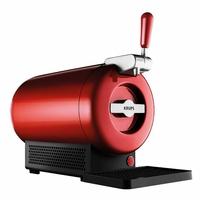 The Sub - Système bière pression avec fût 2 l - Refroidissement 2°C-Rouge