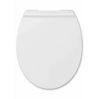 Cedo 531639 Abattant WC Duroplast avec système SoftClose, TakeOff, FastFix, coupe slim