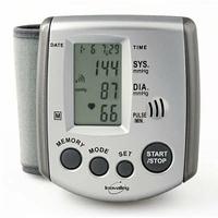 Tensiomètre digital de poignet parlant