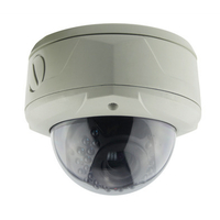 CAMERA PRETE EXTERIEUR/DOME 3.12MM 2.4MP IP POE