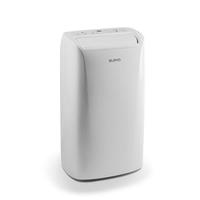 25 Litres/jour maxi-90 m2-Hygrostat électronique-Timer 8 heures - Blanc