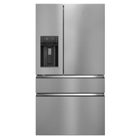 2 portes + 2 tiroirs- 541L (363+178)-MultiChill-Distrib 2 fct° en faç.-H 178,2/L 91,3cm-Inox AT