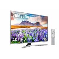 LED 108 cm - UHD 4K - PQI 2000 - UHD Engine - Dynamic Crystal Color - Supreme UHD Dimming - SmartTV - Argent