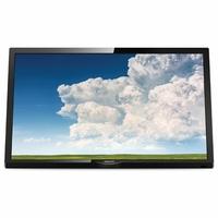 LED 60 cm - HDTV - 200 PPI - Pixel Plus HD - Tuner SAT - HDMI - VGA - USB - Noir