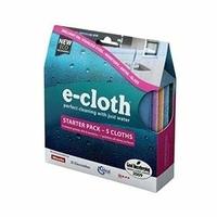 E-cloth Starter Pack 1 Lot