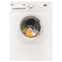 Faure FWF7125PW Autonome Charge avant 7kg 1200tr/min A+++ Blanc machine à laver - machines à laver (Autonome, Charge avant, A+++, B, Blanc, LCD) [Classe énergétique A+++]