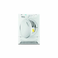 Faure FDP7206PZ machine à laver Autonome Charge avant Blanc 7 kg B - Machines à laver (Autonome, Charge avant, Blanc, Droite, LED, Zinc) [Classe énergétique B]
