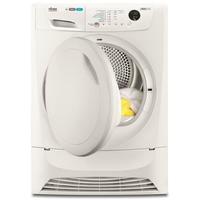Faure FDH8334PZ machine à laver Autonome Charge avant Blanc - Machines à laver (Autonome, Charge avant, Blanc, boutons, Droite, Blanc)