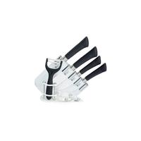 Coffret 5 couteaux céramique Royalty line RL-CW5STB