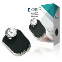 Pèse personne analogique Konig HC-PS700N