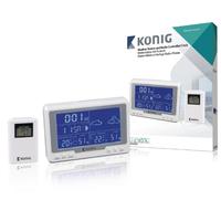 Station météo intérieur et extérieur Konig KN-WS500N
