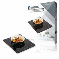 Plaque à induction 2000 W Konig KN-INDUC-20