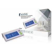 Mesureur de pression arterielle Bras Bluetooth 4.0 Blanc