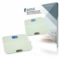 Pèse personne numérique bluetooth Konig KN-PS900B