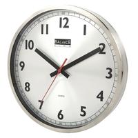 Horloge murale 30 cm analogique Balance 506973