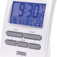 Radio réveil contrôlé Balance 622415