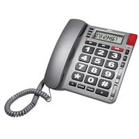 Téléphone de bureau avec fonction d'alarme Profoon TX-180