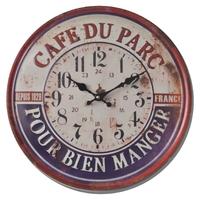 Horloge murale 40 cm Retro Balance 596325