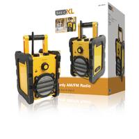 Radio AM/FM Robuste BXL-HDR10