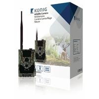 Caméra de camouflage pour la faune 12.0 MPixel GPRS SAS-DVRODR31