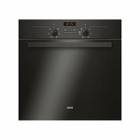 Viva VVH33C4561 four - fours (Moyenne, Intégré, Electrique, Noir, Rotatif, Électronique) [Classe énergétique A]