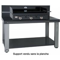 Chariot pour Plancha 750 TRCF75