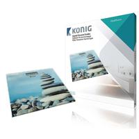 Pèse-personne numérique ultra-fin Konig HC-PS14