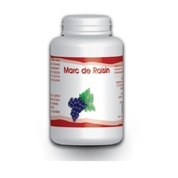 Marc de Raisin 250 mg - 200 gelules