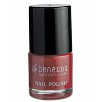 Benecos - Vernis à ongles rouge bordeaux (dream on)