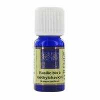 Huile Essentielle - Basilic méthylchavicol (Ocimum basilicum) BIO - Flacon 10 ml