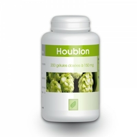 Houblon - 150 mg - 200 gelules