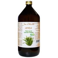 Jus d?Aloe Vera bio (flacon) Pur 1 Litre