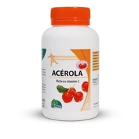 Acérola arôme fraise 30 Comprimés