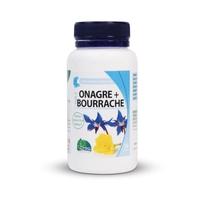 Onagre et bourrache bio 60 capsules