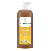 Gel douche vanille fruitée BIO - flacon 1 litre