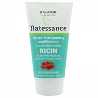 Apres shampoing soin lissant ricin & kératine végétale sans sulfate - Tube 150 ml