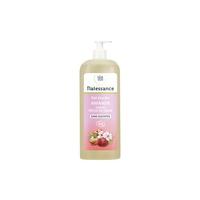 Douche creme amande parfum peche de vigne sans sulfate BIO - 1 litre