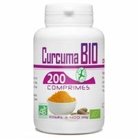 Curcuma Bio - 400mg - 200 Comprimes