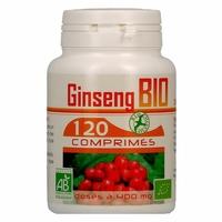 Ginseng bio 120 comprimes