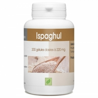 Ispaghul ou Psyllium Blond - 200 gelules e 220 mg