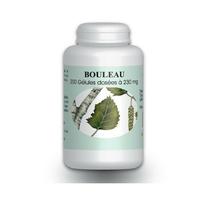 Bouleau ecorce 200 gelules 230mg