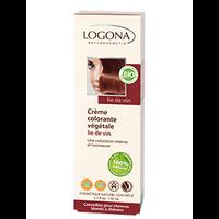 Logona - Crème colorante végétale Lie de Vin, 150 ml