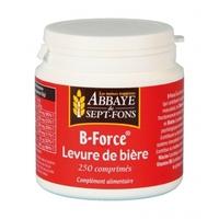 Abbaye de Sept-Fons - B-Force (Levure de Bière) - 250 comprimés
