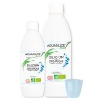 Aquasilice - Silicium organique BIO - flacon 1 litre