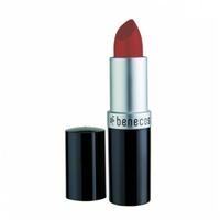 Benecos - Rouge à lèvres rouge intense (dark red)
