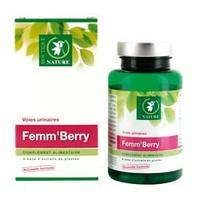 Boutique Nature - Femm'berry - 60 gélules végétales