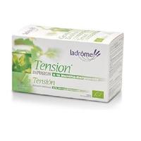 Ladrome - Tension à la Menthe Bergamote Infusion 20 sachets de 1,5g