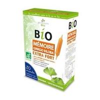 Les Trois Chenes - Bio mémoire - 30 ampoules de 10 ml