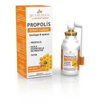 Les Trois Chenes - Propolis Spray buccal - GORGE - Flacon  25 ml